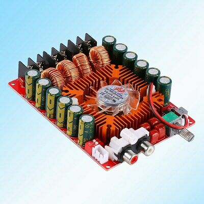 TDA7498E 160W+160W 2 Channel Digital Audio High Power Amplifier Board Module