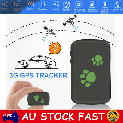 3G GPS Tracker Realtime GSM GPRS Vehicle Car Tracking Device Anti-theft Locator