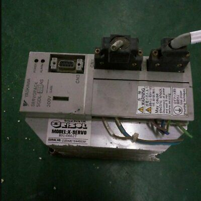 1PCS Used Yaskawa SGDL-08AS Servo Drive Tested In Good Condition