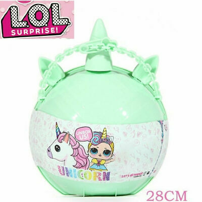 Lol Surprise Big Unicorn L.O.L Doll Sister Series Dolls Sis Toys Kids Bag Toy