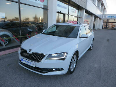 Skoda Superb WAGON EXECUTIVE 2.0 TDI UNICO PR.