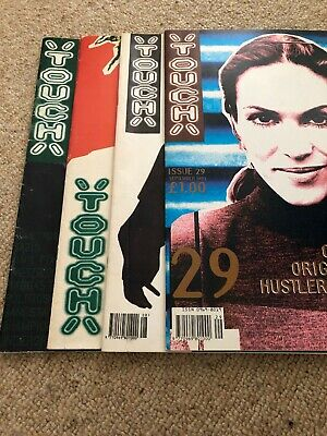 Touch Magazines issues 26-29  1993