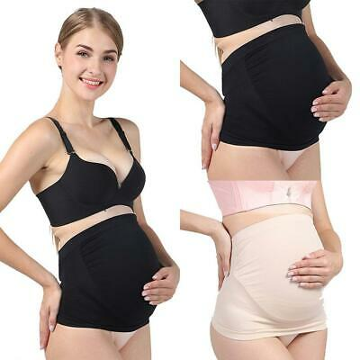 Soft Seamless Pressure Support Breathable Comfortable Belly Belt for N98B 01