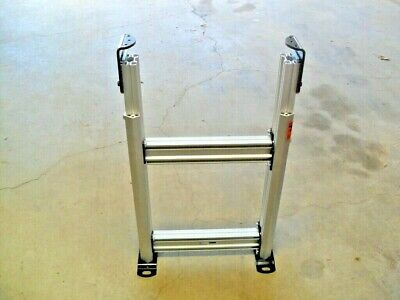 "Dorner 39MAT14-3048F Adjustable Height Stand for 14"" wide Conveyor 30"" to 48"""