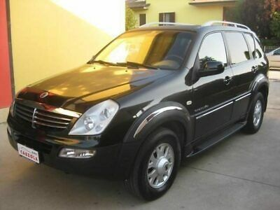 Ssangyong rexton 2.7 xdi cat plus cambio automatico int. pelle
