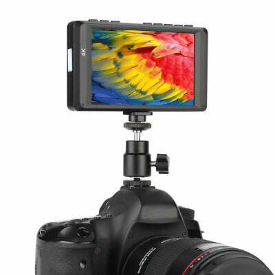 Feelworld FW450 4.5 Inch HD IPS 1280x800 4K Video Monitor HDMI for DSLR Cameras