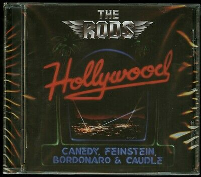 The Rods Project Hollywood CD new not bootleg