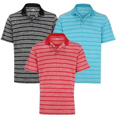 Shirts, Tops & Sweaters Men's Clothing Bobby Jones Mens Xh20 Sutton Stripe Polo Shirt Moderate Cost