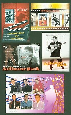 Gambia 2009 - Elvis Presley Kino Film Jailhouse Rock - Rhythmus hinter Gittern