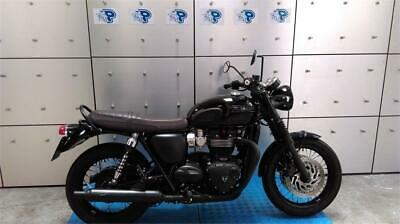 Triumph bonneville 120 black abs