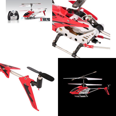 SYMA 2ND EDITION S107 S107G New Version Indoor Helicopter
