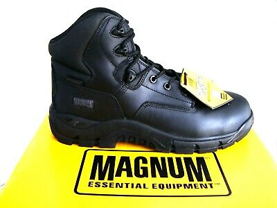 7d52f448086 MAGNUM RIGMASTER S3 Side Zip Waterproof Safety Boot - Black - £67.25 ...
