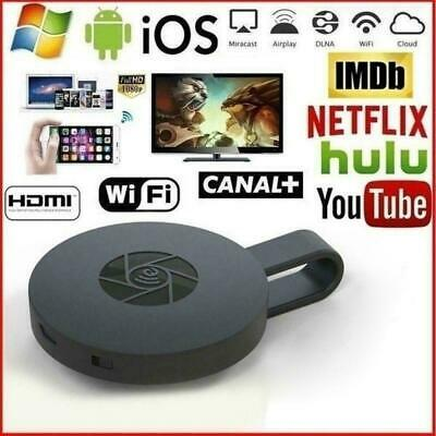 Chromecast Airplay 1080P Wireless WiFi Display TV Dongle Receiver Adapter HDMI