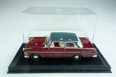 Minichamps 430040201 Opel Rekord P2 Limous rot grau red grey  Box 1/43 105982