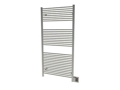 "Amba A2856P Antus 27-9/16""W Hardwired Stainless Steel Towel Warmer- 115V"