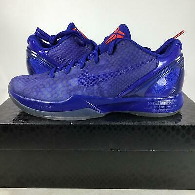 factory price 9d097 67a4e Nike Zoom Kobe VI All Star East L.A 448693400 Size 9, NEW, L2