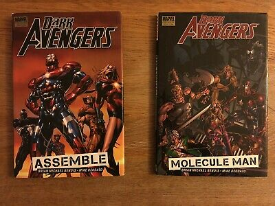 Dark Avengers volumes 1 and 2 *NEW* - Hardcover Marvel Premier edition