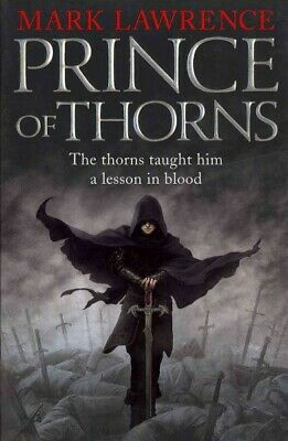 Prince of Thorns, Paperback by Lawrence, Mark, ISBN 0007423632, ISBN-13 97800...