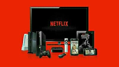 NETFLIX -LEER DESCRIPCION- 1 MES 30 días 4K 4 Dispositivos UHD - 1 month 30 days