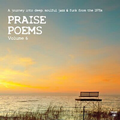 VARIOUS- Praise Poems 6–a Journey Into Soulful Jazz & Funk From The 1970s - CD T