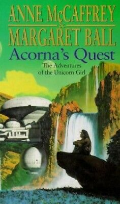 Acorna's Quest (The Acorna Series) by Ball, Margaret Paperback Book The Fast