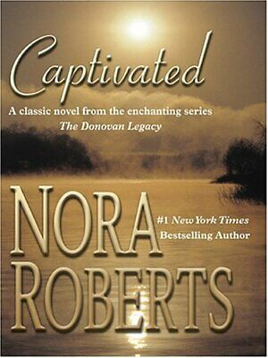 Captivated (Donovan Legacy) by Roberts, Nora Book The Fast Free Shipping