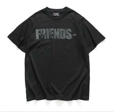 caf53501f VLONE X FRAGMENT design FRIENDS Short Sleeve Tee Shirt Sz Medium ...