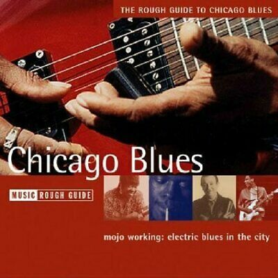 Various Artists - Rough Guide to Chicago Blues - Various Artists CD RLVG The
