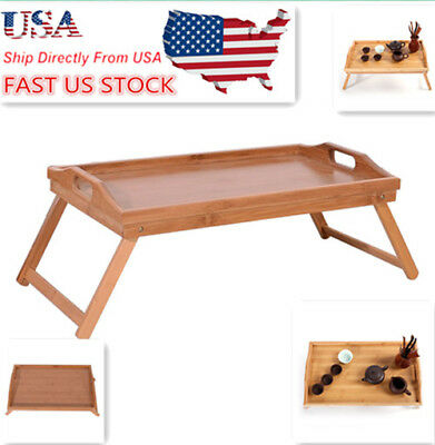 LLD530 Simple Bamboo Tea Table Wood Color Coffee Desk Furniture Durable In Use