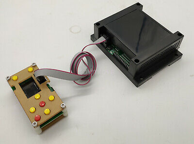3 Axis USB CNC Offline Controller GRBL w/ Display DRV8825 Driver for Engraving
