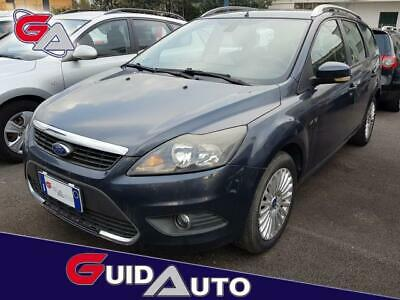 FORD Focus 1.6 TDCi SW ECOnetic DPF