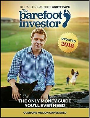The Barefoot Investor 2018 Update - Paperback - Free Shipping in Australia