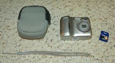 Nikon Coolpix 3200 - 3.2MP Digital Camera with 3x Optical Zoom - Silver