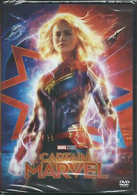 Captain Marvel (2019) DVD