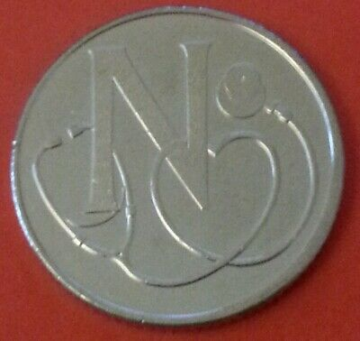 NEW A-Z 2019 ALPHABET 10p COIN HUNT- LETTER N - NHS  UNCIRCULATED s/bags
