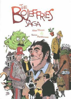 Bojeffries Saga, The by Steve Parkhouse, Alan Moore, NEW Book, FREE & Fast Deliv