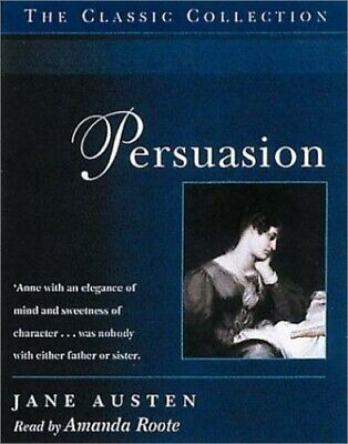 Persuasion by Jane Austen Audio cassette Book The Fast Free Shipping