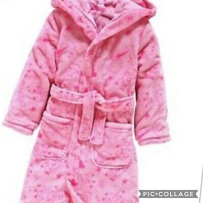 Unicorn Agnes dressing gown Pink despicable me robe only clearance