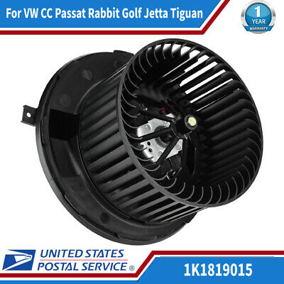 HVAC Auto Temperature Control Heater Blower Motor For Saab 9-3 w// Fan Cage 04-11