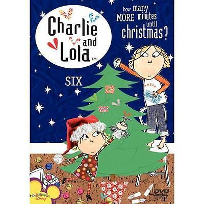 Charlie and Lola, Vol. 6 - How Many More Minutes Until Christmas, , New DVD, Cle