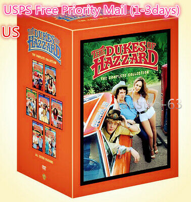 Dukes of Hazzard The Complete TV Series Collection DVD Set Seasons 1 2 3 4 5 6 7