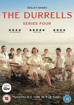 The Durrells Season Series 4 Four DVD R4 New Sealed IN STOCK