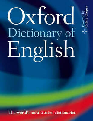 Oxford dictionary of English. by Catherine Soanes (Hardback) Fast and FREE P & P