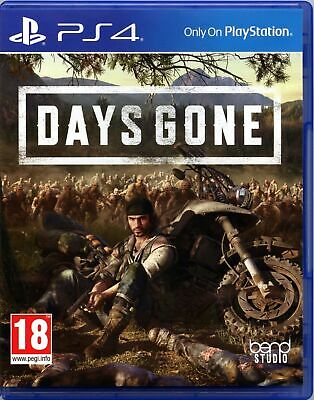 PlayStation 4 : Days Gone (PS4) VIDEOGAMES***NEW*** FREE Shipping, Save £s