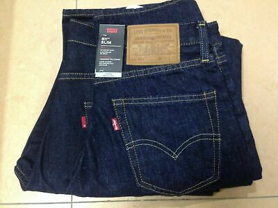 Levi's 511 Men Slim FIT ROCK COD Jeans W:29 to 36 L:30 to 34 (04511-1786)