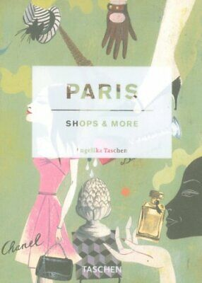 Paris, Shops and More: Vive Le Shopping! (Icons Series) By Vincent Knapp, Angel