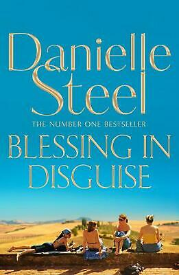 Blessing in Disguise by Danielle Steel Hardcover Book Free Shipping!
