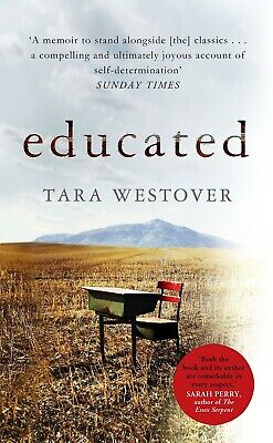 Educated by Tara Westover - Paperback BOOK Brand New Free Shipping