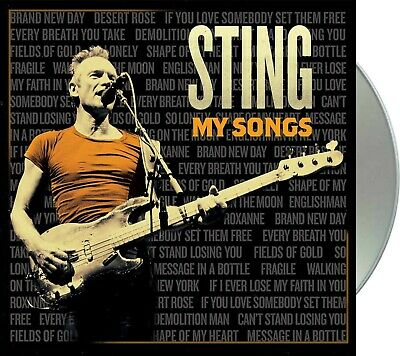 """Sting """"my songs"""" limited Deluxe Edition CD NEU Best-Of Album 2019"""