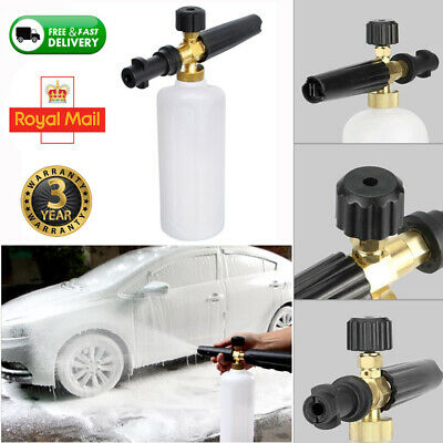 1000ML Car Pressure Washer Snow Foam Lance Cannon Bottle for Karcher K Series